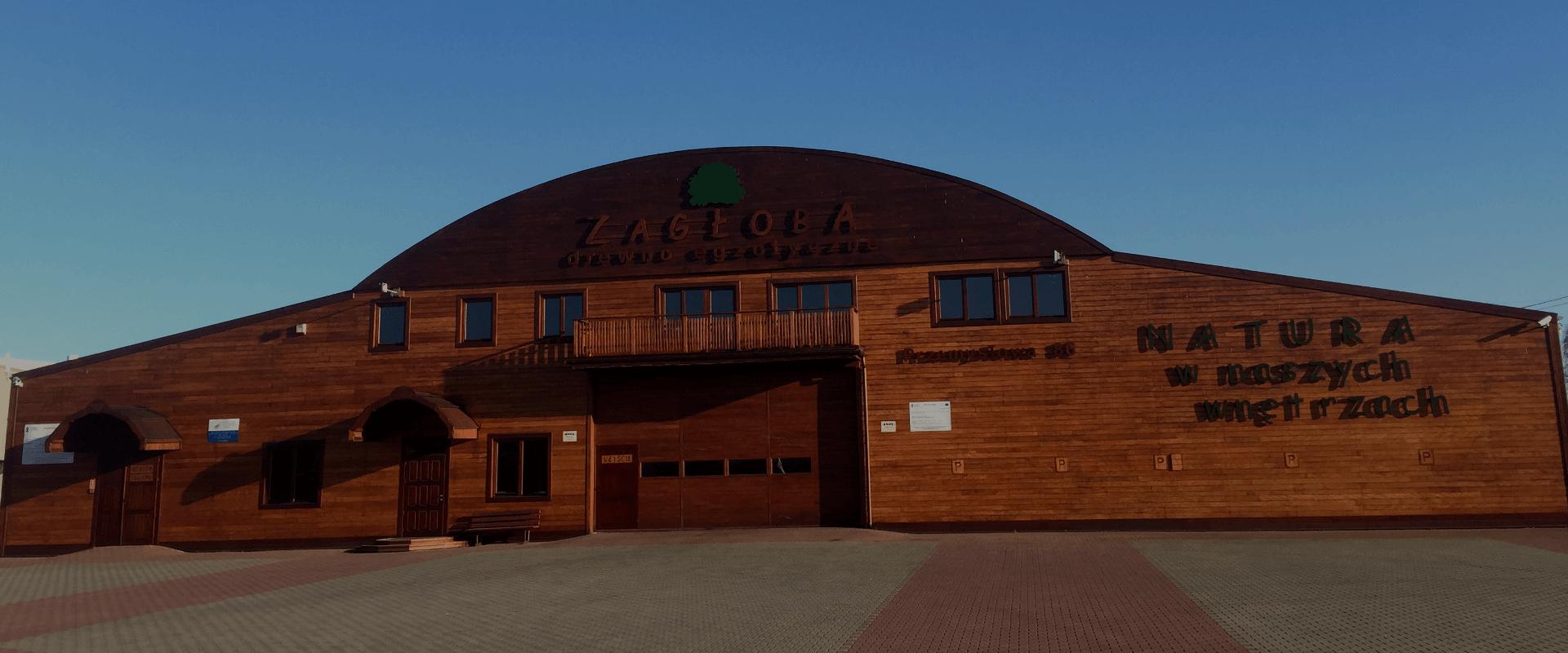 Zagłoba 2 Drewno Egzotyczne - hala